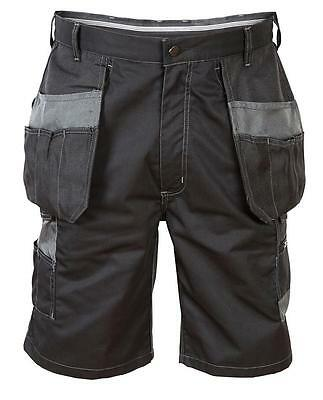 Black or Grey Himalayan Iconic Mens Bullet H821 Work Trousers Workwear