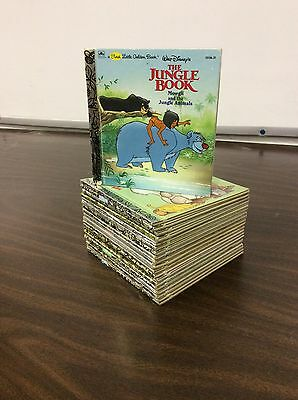 20 Mini Little Golden Books for $15 and Free Shipping!!