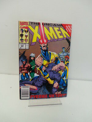 The Uncanny X-Men #280 Comic - Marvel