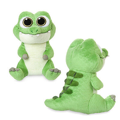 New Official Disney Peter Pan Animator Collection 15cm Tick Tock Croc Soft Plush