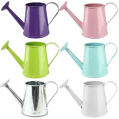 Small 9x15cm Watering Can Favor! Mini Water Can Pot Jug