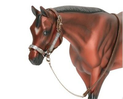 Breyer New * Western Stock Show Halter * 2490 Accessory Traditional Model Horse
