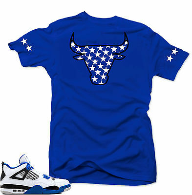 1145acf5cb7b1b Shirt to match Air Jordan Retro 4 Motorsport sneakers
