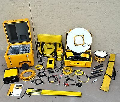 Trimble GPS 4700 w/ Internal Radio 4800 Total Base Station 450-470 MHz Surveying