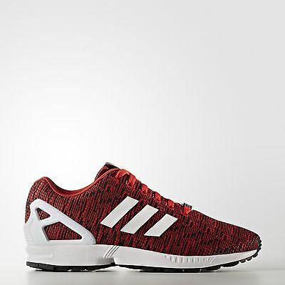 adidas ZX Flux Shoes Men's Red
