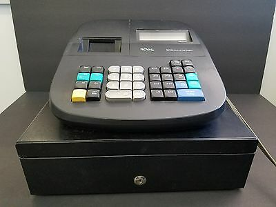 Electronic Cash Register Royal 500dx VERY GOOD Condition!!
