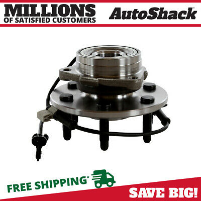 Front Wheel Hub Bearing Assembly For 03-13 Chevrolet Express 1500 w/ABS HB615038