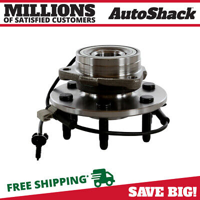 Front Wheel Hub & Bearing w/ ABS fits Chevy GMC Pickup Truck  1500 4X4 4WD