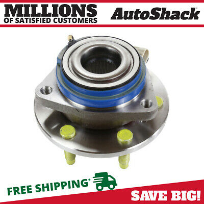 New Front & Rear Wheel Hub Bearing Assembly fits Buick Chevrolet Pontiac Saturn