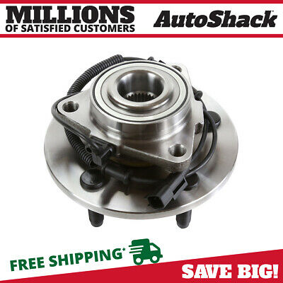 Front Wheel Hub Bearing Assembly For 2009-10 Dodge 2011 Ram 1500 w/ABS HB615128