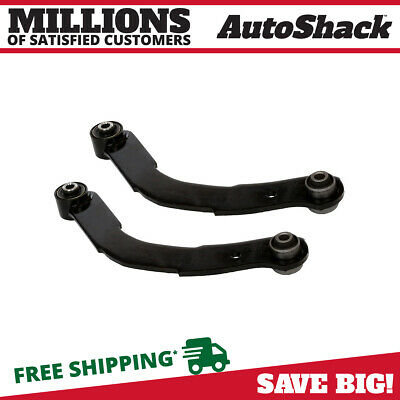 Pair (2) Rear Upper Control Arms fits 07-13 Jeep Compass Patriot Dodge Caliber