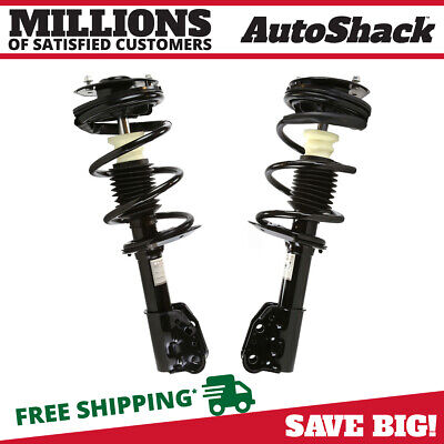 New Front Pair of Complete Strut Assemblies for a Chevrolet Pontiac Oldsmobile