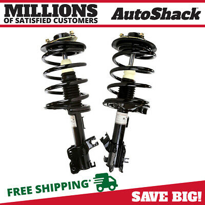 New Front Pair of Complete Strut Assemblies for a Nissan Altima