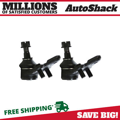 NEW PAIR (2) FRONT LOWER BALL JOINTS fits TOYOTA CELICA COROLLA PRIUS RAV4