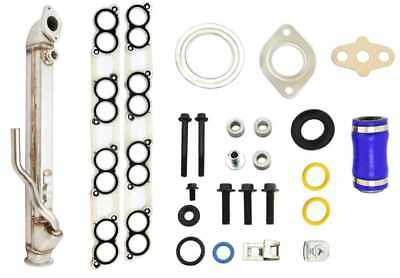 EGR Cooler Kit w/ Gaskets Fits Ford F-250 F-350 6.0L V8 PowerStroke Diesel Turbo