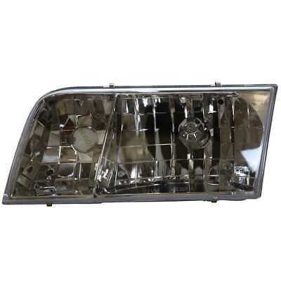 New Front Left Driver Side Headlight Headlamp fits 98-11 Ford Crown Victoria