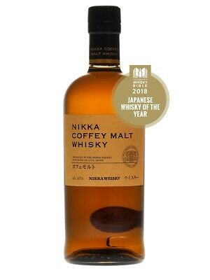 Nikka Coffey Malt Whisky Japanese Whisky 700ml 45%