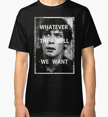 Bellamy Blake Whatever The Hell We Want Men's Black Tees Tshirt S - 3XL