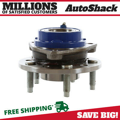 New Front Wheel Hub & Bearing Assembly fits Grand Am Alero Chevy Malibu