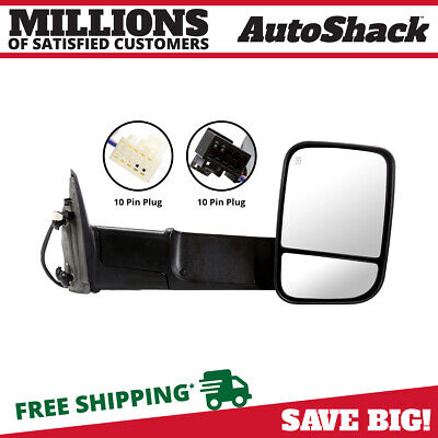 Power Heated Folding Extendable Signal Right Side Mirror Fits 2011-2012 Ram 1500