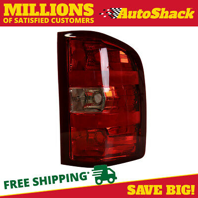 New Right Passengers Side TailLight Assembly for Chev Silverado 1500 2500HD 3500