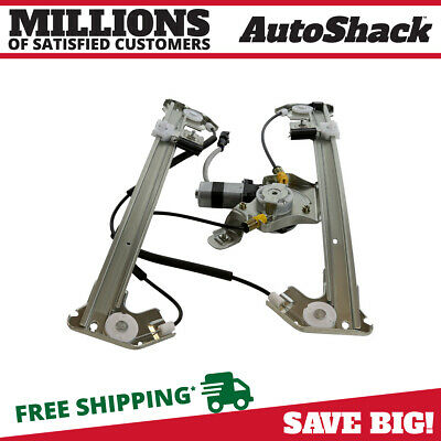 New Power Window Regulator W/Motor Front Left Driver Side fits a 04-08 Ford F150