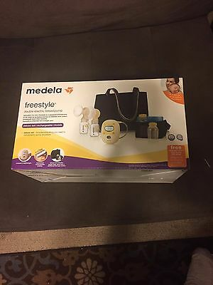 Sealed/Unopened new  Medela Freestyle Double Electric Breast Pump