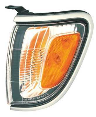 New Left Driver Side Marker Light Lamp Assembly fits 2001-2004 Toyota Tacoma