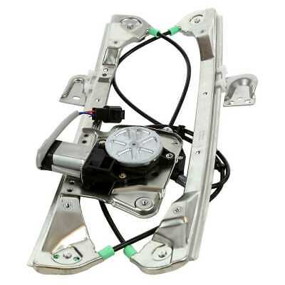 Front Left Drivers Side Power Window Regulator w/Motor Fits Alero Grand Am Coupe