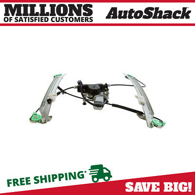 New Front Passengers Side Power Window Regulator with Motor fits Chrysler Dodge