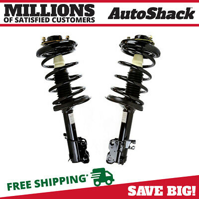 New Front Pair of (2) Complete Struts fits 2000 2001 Infiniti I30 Nissan Maxima
