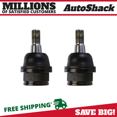 Set Of 2 New Lower Ball Joints Pair For Left Driver And Right Passenger Side