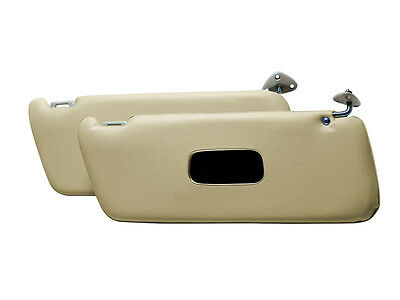 Mercedes W114 W115 Sunvisors New Pair Beige Color