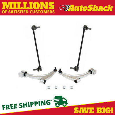 4pc Front Control Arm Ball Joint Kit for 04-11 Chevy Malibu FE1 Suspension