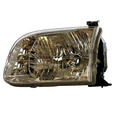 Front Left Driver Side Headlight Headlamp fits Toyota 01-03 Sequoia 04 Tundra