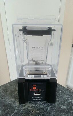 Blendtec Smoothie Blender Model ICB3 Smoother Commercial  K-TEC