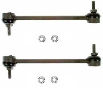 2 NEW FRONT SWAY BAR LINK KITS PAIR fits 00-10 FORD FOCUS w/Lifetime Warranty