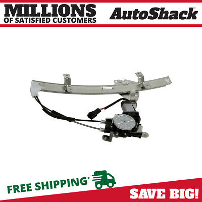 New Window Regulator w/Motor Front Passenger Side fits Regal Century Intrigue