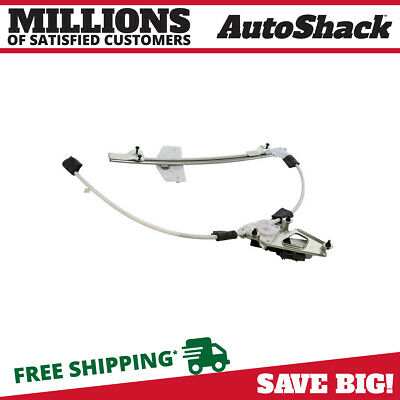 New Front Drivers Side Power Window Regulator with Motor fits 02-06 Jeep Liberty