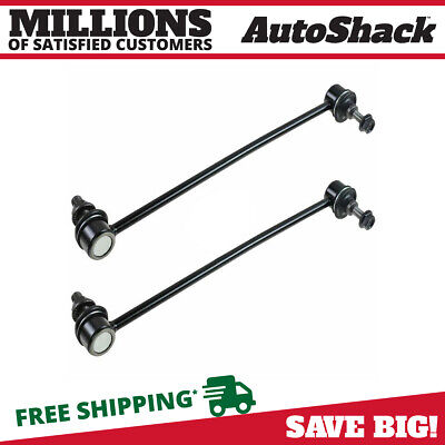 New Pair of (2) Front Sway Bar Link Kits fits Volvo S60 S80 V70 XC70 XC90