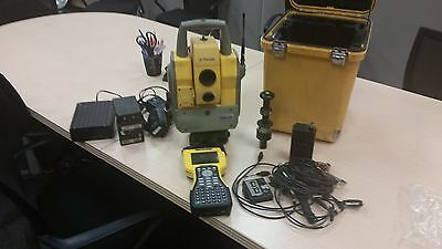 Trimble 5603 Dr 200+ Robotic Total Station With Tsc2