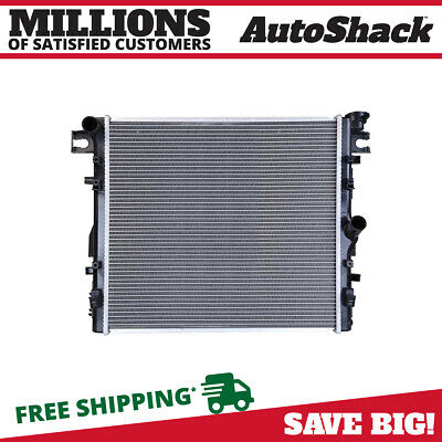 Radiator For 07-08 2011 2012 2013 2014 2015 2016 2017 Jeep Wrangler RK1187 2957