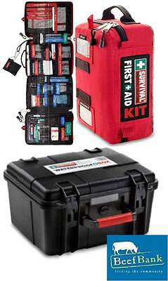 First Aid Kit (Work Mobile) safety, Charity Fundraising for BeefBank