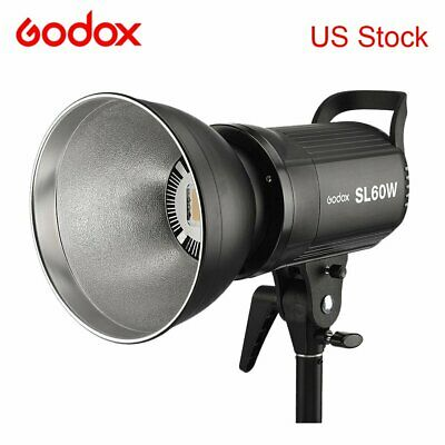 Godox SL-60W 5600K Studio LED Video Light Continuous Light Remote Control