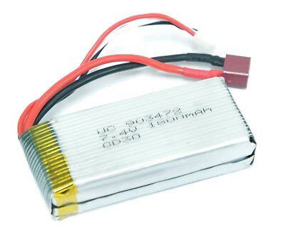 Rechargeable Lithium Battery 7.4V 2200Mah Wl Toys Truck L202 And L212