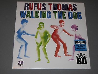 RUFUS THOMAS  Walking the Dog LP  New Sealed Vinyl