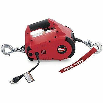 Winches WARN 885000 Corded PullzAll 120V AC