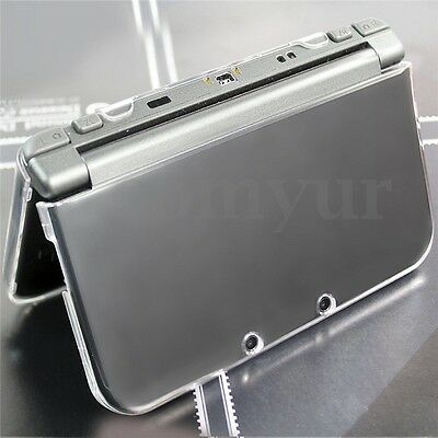 Spliting Crystal Shell Hard Guard Case Shell Skin For New Nintendo 3DS XL LL