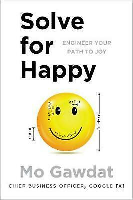 Solve for Happy: Engineer Your Path to Joy by Mo Gawdat (English) Paperback Book