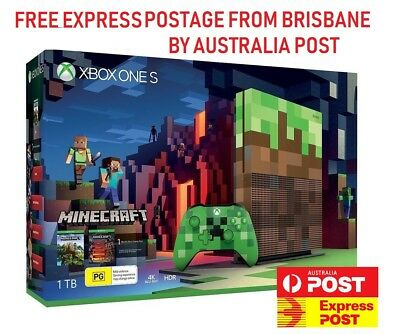 Xbox One S 500GB Console BRAND NEW * EXPRESS POSTAGE*